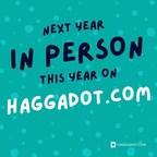 Craft Your 2021 Seder With Haggadot.com