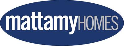 Mattamy Homes US Logo (CNW Group/Mattamy Homes Limited)
