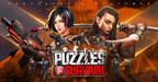 Hot Match-3 Zombie Game, Puzzles & Survival, Hits Ten Million ...