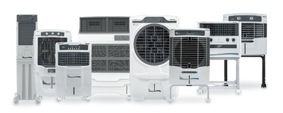 Range of Coolers