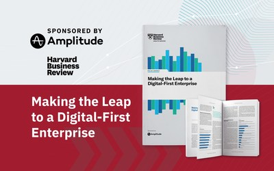 Amplitude has unveiled a sponsored research conducted by Harvard Business Review Analytic Services that reveals product analytics is the number one measurement for digital customer experiences (PRNewsfoto/Amplitude)