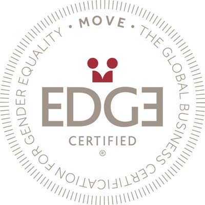EDGE Certification Logo (PRNewsfoto/EDGE)