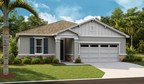 The Slate is one of six Richmond American floor plans available at Seasons at Spring Creek in Okahumpka, Florida.