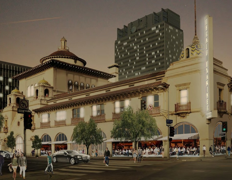 Thunderbird's unique graduate degree program will begin in the 2021 fall semester in downtown Los Angeles at the ASU California Center in the historic Herald Examiner building.
