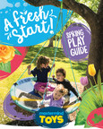 Mastermind Toys, Canada's Authority on Play, Unveils its first ever Spring Play Guide