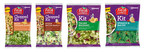 Fresh Express Launches Four New Salad Kits with Unique Ingredients...