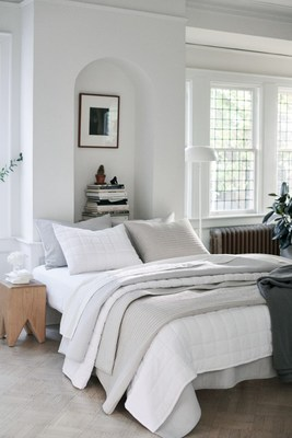 Bed Bath & Beyond today launched Nestwell™, an assortment of stylish, cozy and affordable bedding and bath products designed to create oasis spaces in your home--available only at Bed Bath & Beyond.