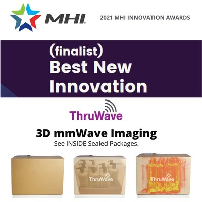 ThruWave 3D mmWave Imaging Named a Finalist for MHI Innovation Award