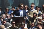 Afghans from all around the U.S. travel to Washington D.C. to protest for a Decentralized system & Ethnic Representation & pledge support to H.E. Ahmad Massoud