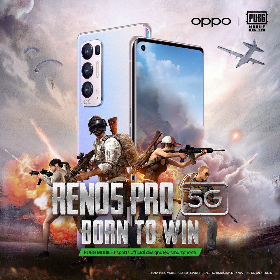 Reno5 Pro 5G