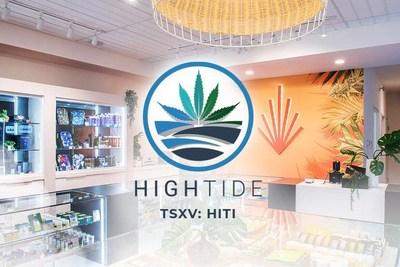 High Tide Inc. Logo (CNW Group/High Tide Inc.)
