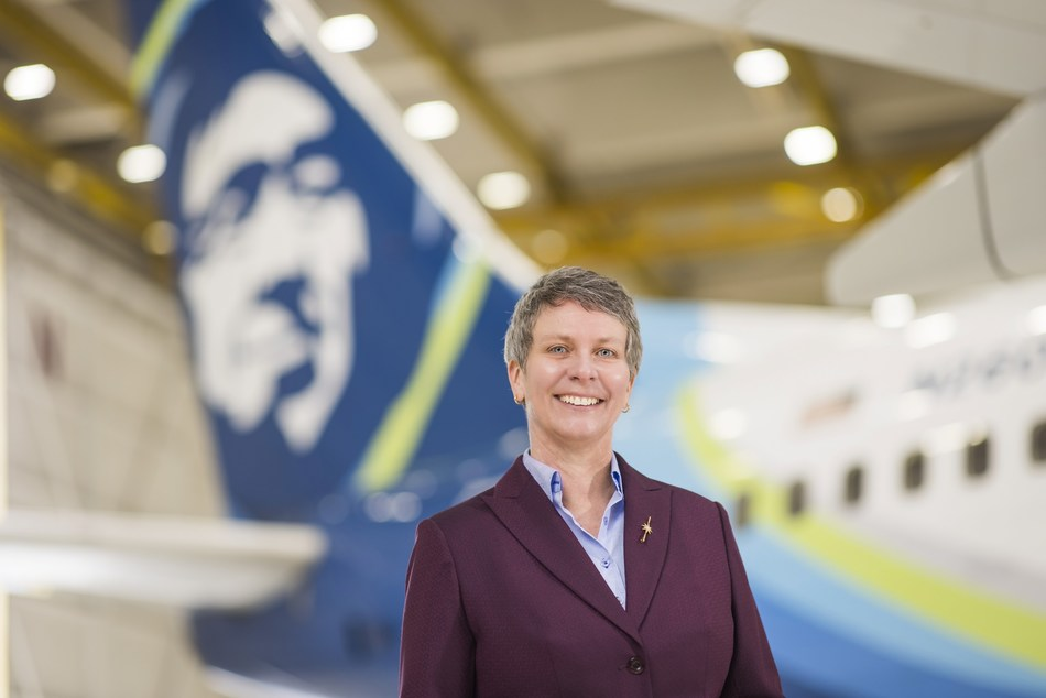 Alaska Airlines appoints Constance von Muehlen Chief Operating Officer