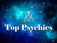 Top Psychics Logo (PRNewsfoto/Top Psychics)