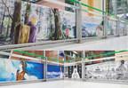 Huit œuvres d'artistes de Manga exposées à l'aéroport du Kansai à ...