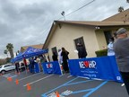 IEHP and SACHS Bring Vaccine Clinic to IE Church...