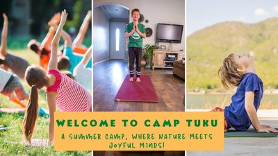 Camp Tuku, a Mindfulness Summer Camp that Empowers Kids with Life Skills to Manage Stress and Build Resilience. Camp Tuku is a traditional summer camp with a holistic approach with a program designed to integrate mind, body, and heart. From mindfulness practice to yoga, innovation to arts & crafts, and cooking, Camp Tuku's integrated curriculum is designed to equip campers with skills that will benefit them throughout their lives.