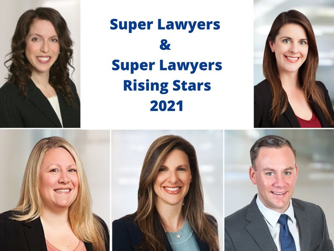 Weinberger Divorce & Family Law Group is pleased to recognize firm attorneys named to the New Jersey Super Lawyers and Super Lawyers Rising Stars lists for 2021.