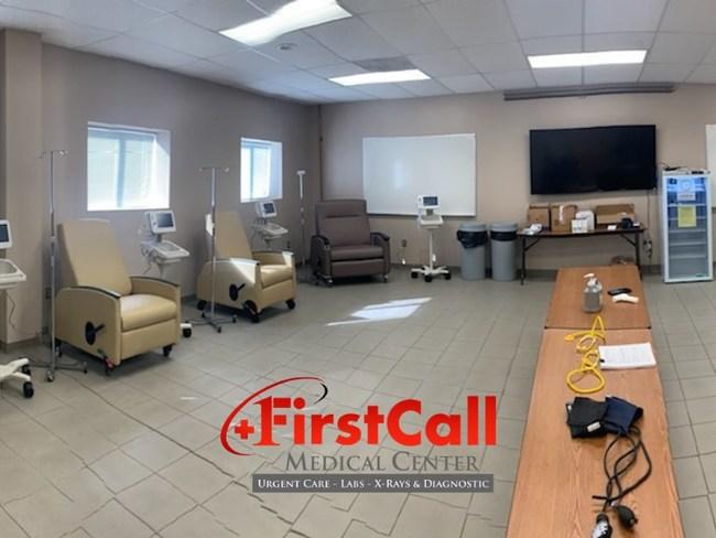 FirstCall Medical Center Infusion Center