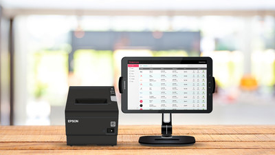Epson OmniLink TM-T88VI point-of-sale printers are leveraged within the Ordermark virtual kitchen solution that allows restaurants to print brick-and-mortar and virtual kitchen online orders through one simple system.