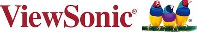 ViewSonic Logo (PRNewsfoto/ViewSonic Singapore)