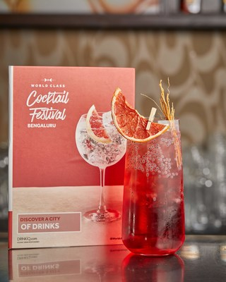 World Class Cocktail Festival: 2021 Homecoming