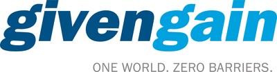 GivenGain Logo (PRNewsfoto/The GivenGain Foundation)