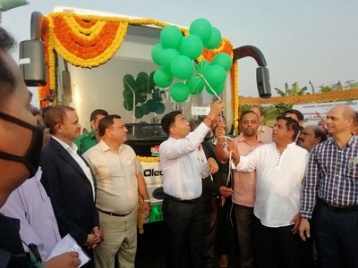 Olectra Electric buses flagged off by honorable Chief Minister of Goa, Mr Pramod Sawant, on Tuesday.