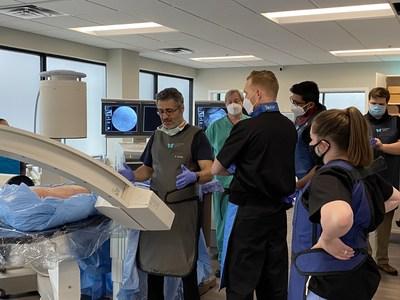 Inspired Spine Cadaver Lab Training