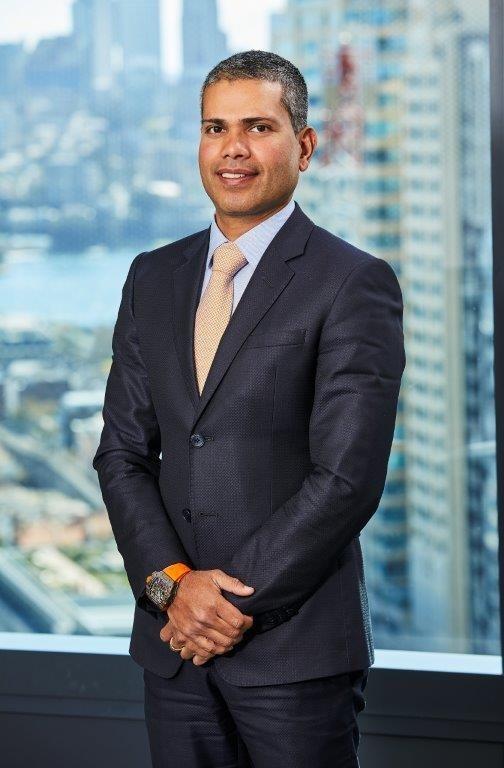 Santosh Devaraj, CEO and founder of TrustGrid Pty Ltd