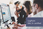 LogPoint Only SIEM provider Awarded EAL 3+ Certification...