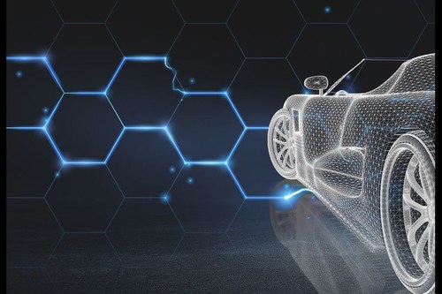 The Car Pi: Invisible radiation converted by metamaterials will power the electrical vehicles of tomorrow
