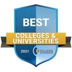 College Consensus Publishes Aggregate Ranking of the 100 Best Colleges & Universities for 2021