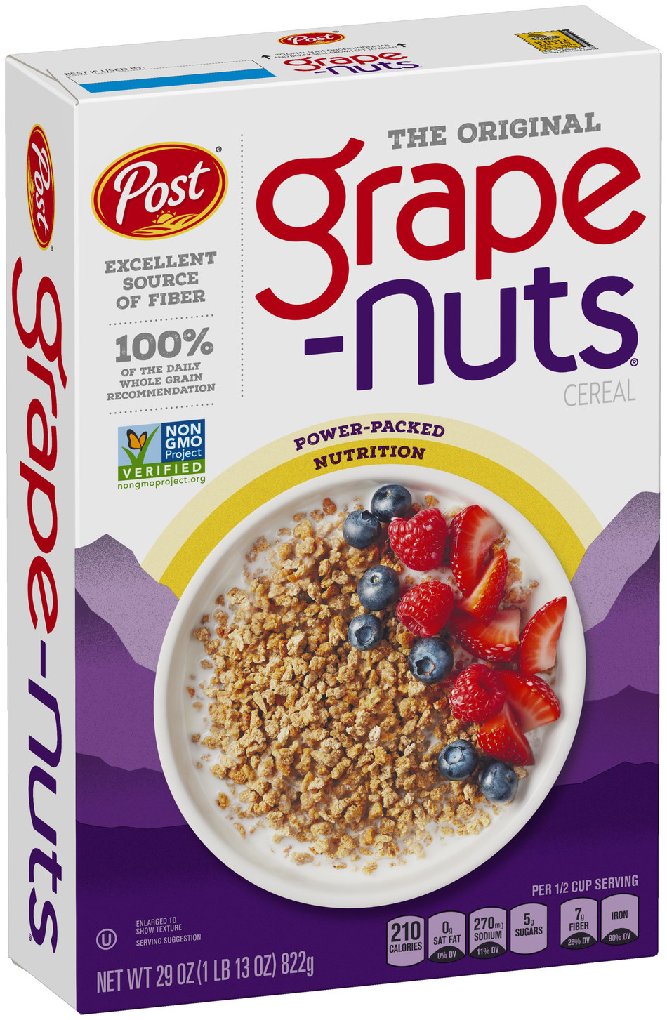 Grape-Nuts cereal