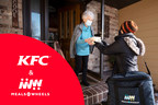 KFC Partners With Meals On Wheels America To Feed Seniors Across...