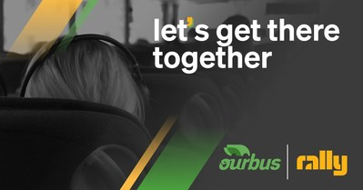 Rally and OurBus Merge Through Acquisition forming the leading technology company for mass mobility in the United States