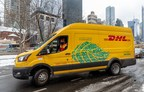 DHL Express Deploys Nearly 100 New Electric Delivery Vans in U.S....