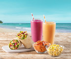 Tropical Smoothie Cafe® Celebrates the First Sips of Spring with New Menu Items