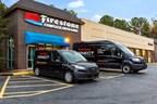 Bridgestone Launches Firestone Direct to Deliver Convenient Mobile Vehicle Service to Customers' Driveways