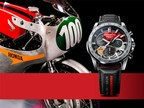 Casio to Release EDIFICE Honda Racing Limited Edition Inspired by the Legendary Honda RC162 Motorcycle