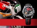 Casio lança a EDIFICE Honda Racing Limited Edition inspirada na lendária motocicleta Honda RC162