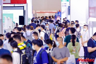 Scene Picture of Medtec China 2020