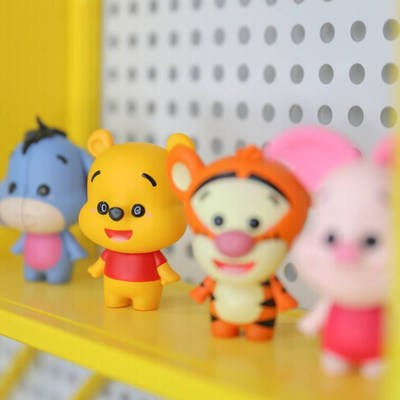 More than 80% of customers who bought Winnie the Pooh blind boxes chose to register as MINISO members to enjoy discounts and receive updates about MINISO blind boxes.