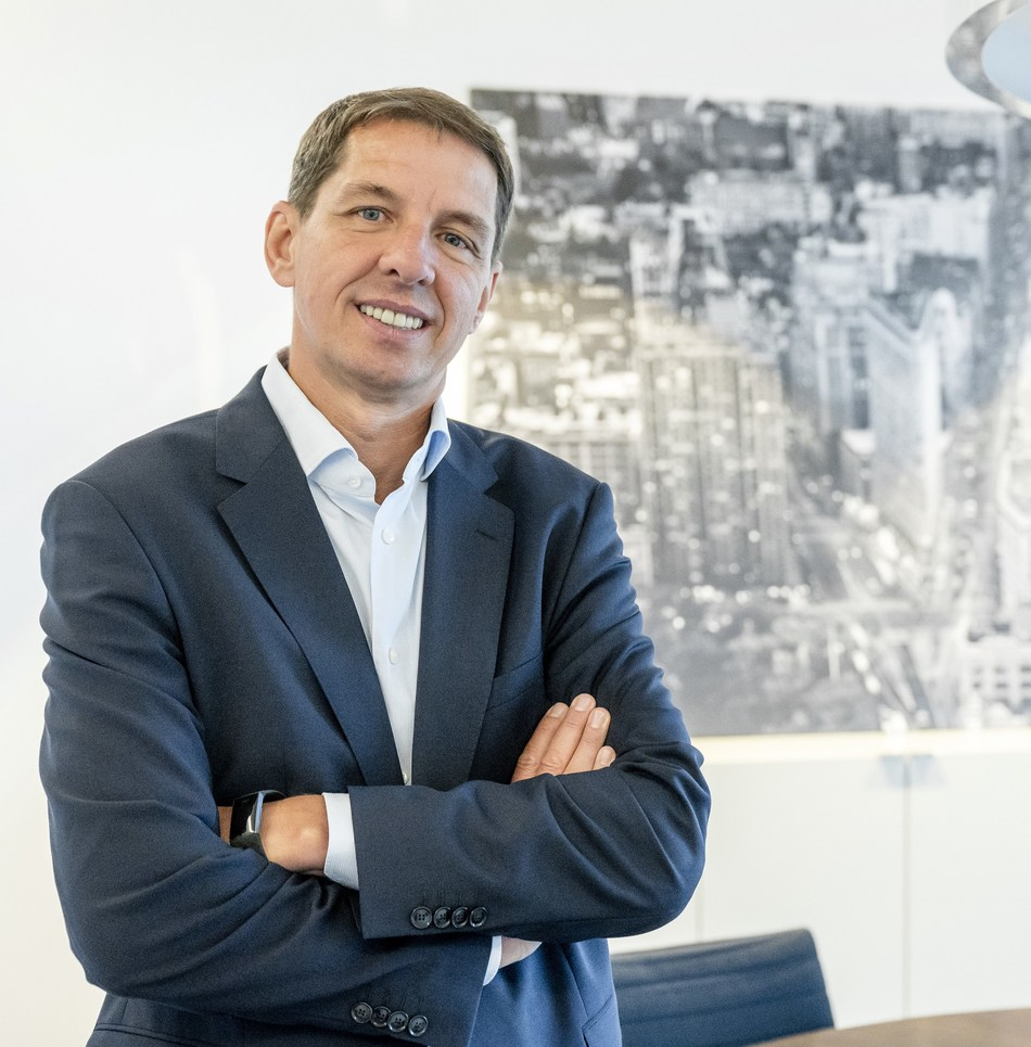 BioNTech Chairman Helmut Jeggle (PRNewsfoto/IQM Finland Oy)