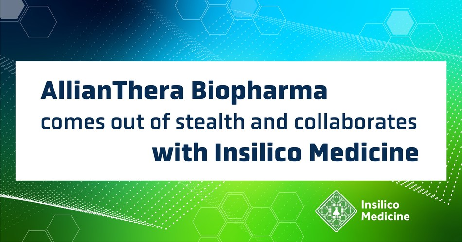 AllianThera Biopharma collaborates with Insilico Medicine