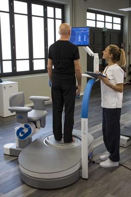 Movendo's HUNOVA Robotic Rehabilitation System