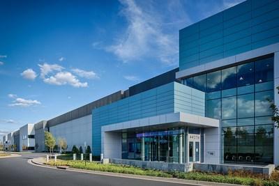 Digital Realty's Building L Data Center in Ashburn, Northern Virginia