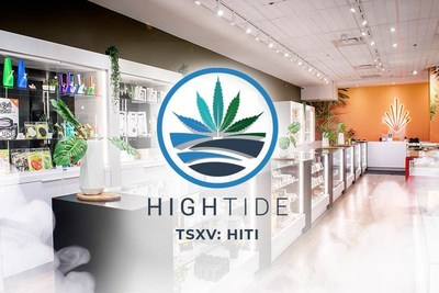 High Tide Inc (CNW Group/High Tide Inc.)