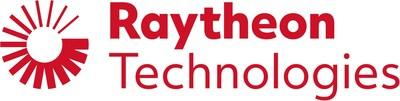 Raytheon Technologies logo (PRNewsfoto/Raytheon Technologies)