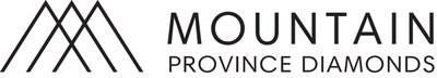 Mountain Province Diamonds Inc. Logo (CNW Group/Mountain Province Diamonds Inc.) (CNW Group/Mountain Province Diamonds Inc.)