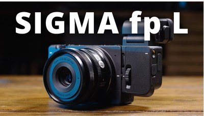 Sigma has just released the fp L mirrorless camera. The second member of the fp Series of compact, modular, hybrid cameras.